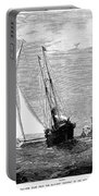 Americas Cup, 1887 Portable Battery Charger