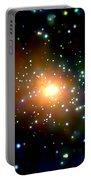 Andromeda Galaxy Portable Battery Charger