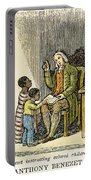 Anthony Benezet (1713-1784) Portable Battery Charger