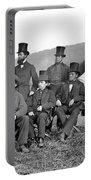 Antietam: Officials, 1862 Portable Battery Charger
