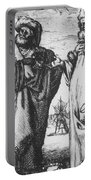 Aristotle, Ptolemy And Copernicus Portable Battery Charger by Science Source