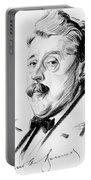 Arnold Bennett (1867-1931) Portable Battery Charger