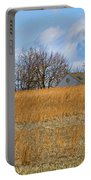 Artist In Field Portable Battery Charger by William Jobes