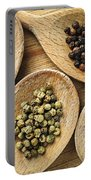 Assorted Peppercorns Portable Battery Charger