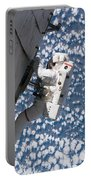 Astronaut Traverses Portable Battery Charger