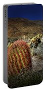Barrel Cactus Portable Battery Charger