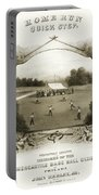 Baseball, 1861 Portable Battery Charger