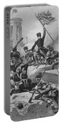 Battle Of Chapultepec, 1847 Portable Battery Charger