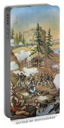 Battle Of Chattanooga 1863 Portable Battery Charger