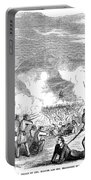 Battle Of Quarisma, 1857 Portable Battery Charger