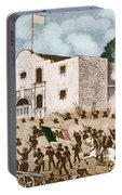 Battle Of The Alamo Portable Battery Charger