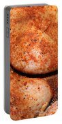 Bbq Chicken Portable Battery Charger