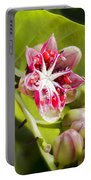 Berry Blossom Portable Battery Charger