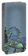 Big Ben And Boadicea  Portable Battery Charger