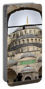 Blue Mosque Portable Battery Charger