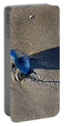 Blue On The Beach Portable Battery Charger