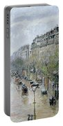 Boulevard Montmartre Portable Battery Charger
