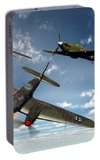 British Hawker Hurricane Aircraft Portable Battery Charger