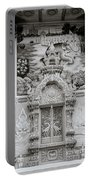 Buddhist Temple Wat Luang In Chiang Khong In Thailand Portable Battery Charger