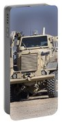 Buffalo Mine Protected Vehicle Portable Battery Charger