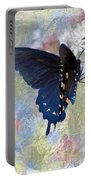 Butterfly Love Portable Battery Charger