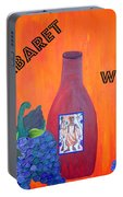 Cabaret Wine Portable Battery Charger