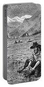 California Gold Rush Portable Battery Charger