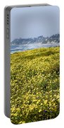 California Wildflowers Portable Battery Charger
