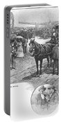 Canada: Church, 1883 Portable Battery Charger