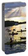 Canoeing Portable Battery Charger