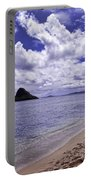Chinaman S Hat From Kualoa Portable Battery Charger