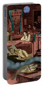 Chinatown Opium Den Portable Battery Charger