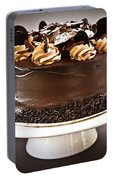 Chocolate Cake Portable Battery Charger