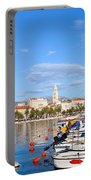 City Of Split In Croatia Portable Battery Charger