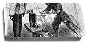 Civil War Cartoon Portable Battery Charger