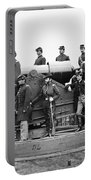 Civil War: Officers, 1865 Portable Battery Charger