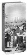 Civil War: Prison, 1864 Portable Battery Charger