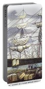 Clipper Ship, 1851 Portable Battery Charger