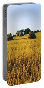Co Down, Ireland Oats Portable Battery Charger