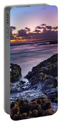 Coastal Landscape Portable Battery Charger