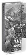 Colorado: Pikes Peak, 1867 Portable Battery Charger
