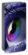 Colorful Eye Portable Battery Charger