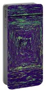 Coloristic Abstracts From Varikallio At Hossa Portable Battery Charger