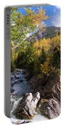 Crystal Mill Portable Battery Charger