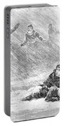 Dakota Blizzard, 1888 Portable Battery Charger