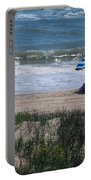 Day At The Beach Portable Battery Charger