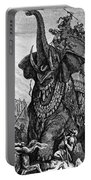 Death Of Eleazar Portable Battery Charger