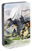 Destroying Villages, 1791 Portable Battery Charger