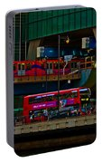 Docklands London Portable Battery Charger