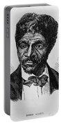 Dred Scott, African-american Hero Portable Battery Charger by Photo Researchers